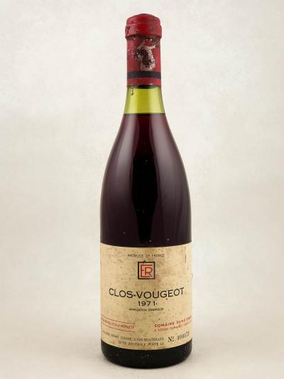René Engel - Clos Vougeot 1971