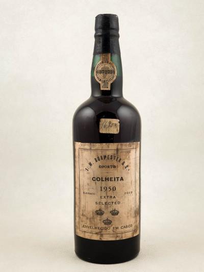 JW Burmester - Porto Colheita 1950