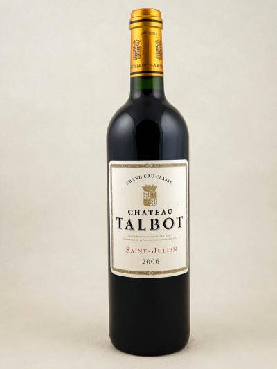 Talbot - Saint Julien 2006