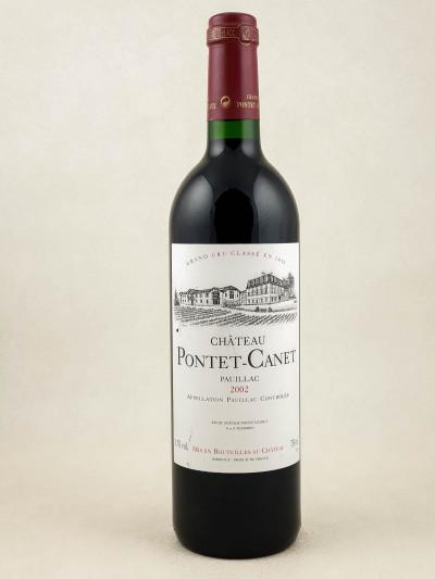 Pontet Canet - Pauillac 2002