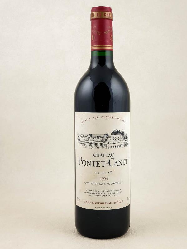 Pontet Canet - Pauillac 1994