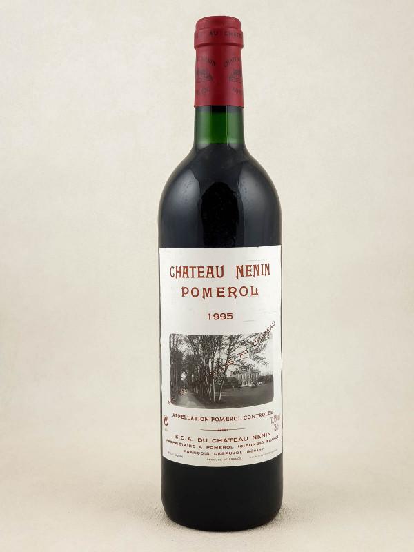 Nénin - Pomerol 1995