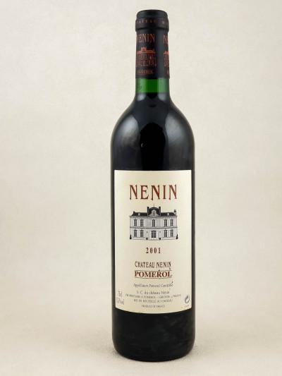 Nénin - Pomerol 2001