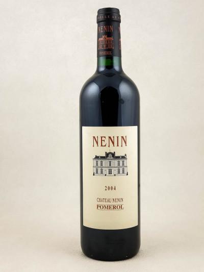 Nénin - Pomerol 2004