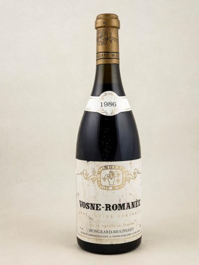Mongeard Mugneret - Vosne Romanée 1986