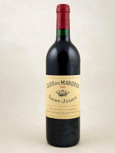 Clos du Marquis - Saint Julien 1995