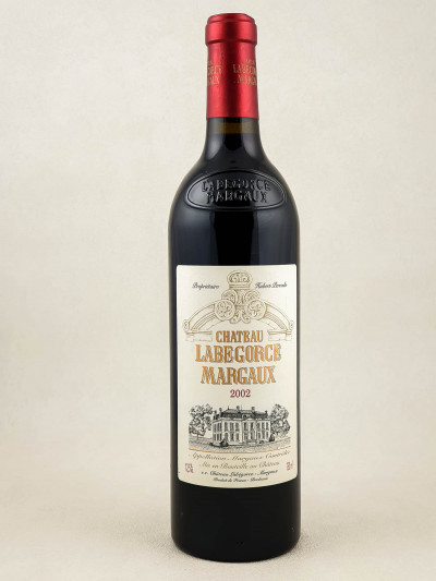 Labegorce - Margaux 2002