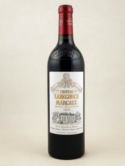 Labegorce - Margaux 2008