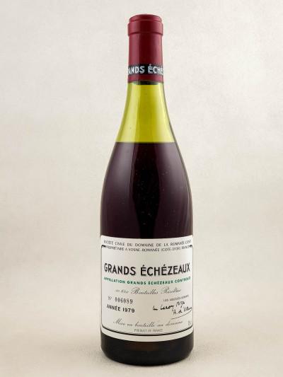 Romanée Conti - Grands Echezeaux 1979
