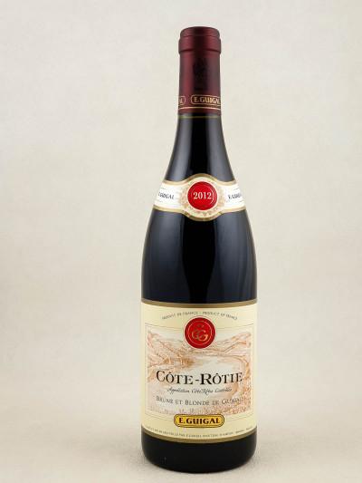 """Guigal - Côte Rôtie """"Brune et Blonde"""" 2012"""