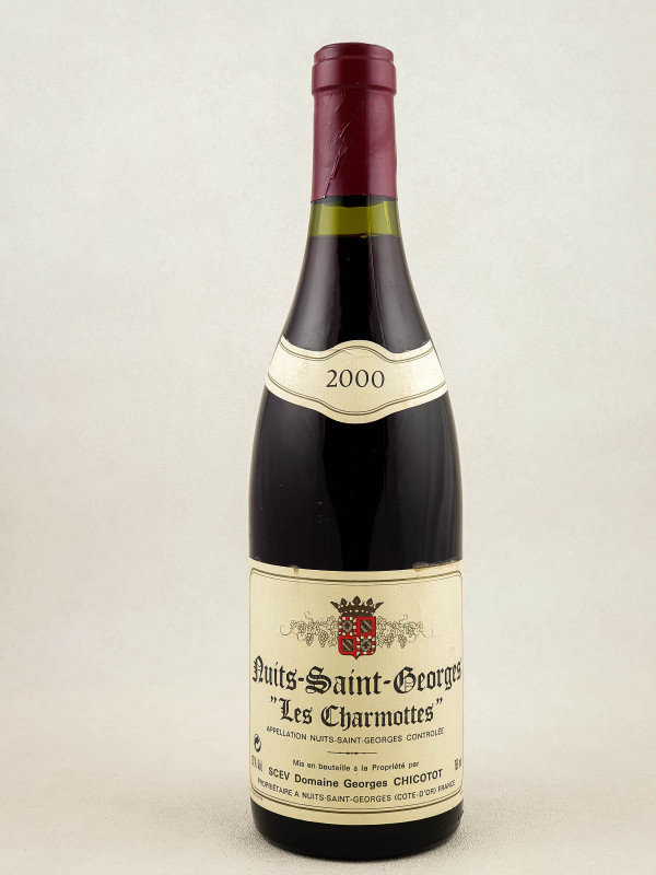 "Chicotot - Nuits Saint Georges ""Charmottes"" 2000"