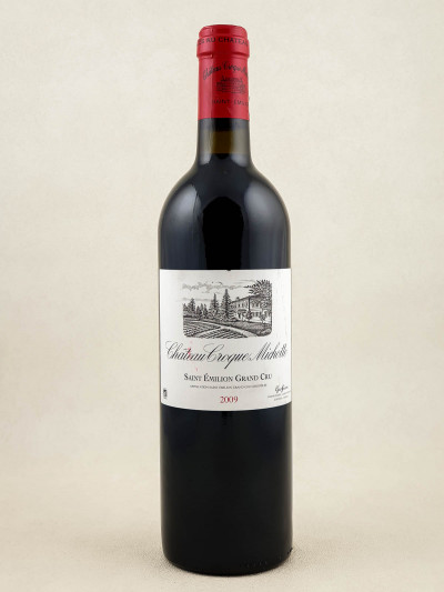 Croque Michotte - Saint Emilion 2009
