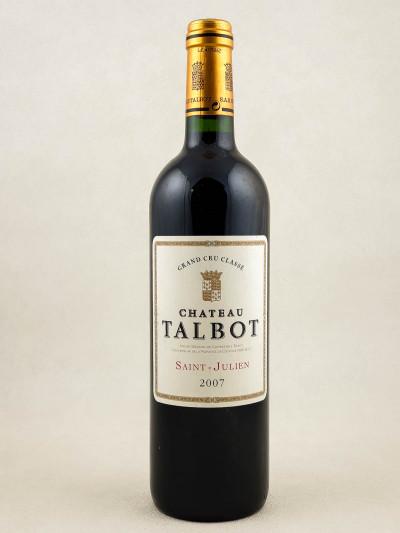 Talbot - Saint Julien 2007
