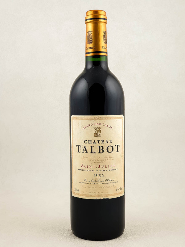 Talbot - Saint Julien 1996