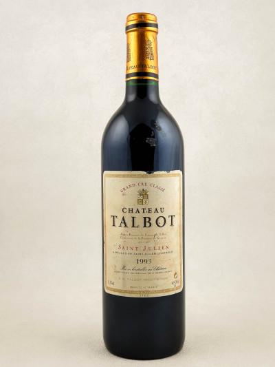 Talbot - Saint Julien 1993