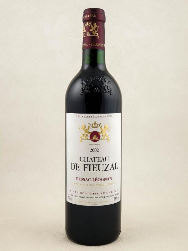 Fieuzal - Pessac Léognan 2002