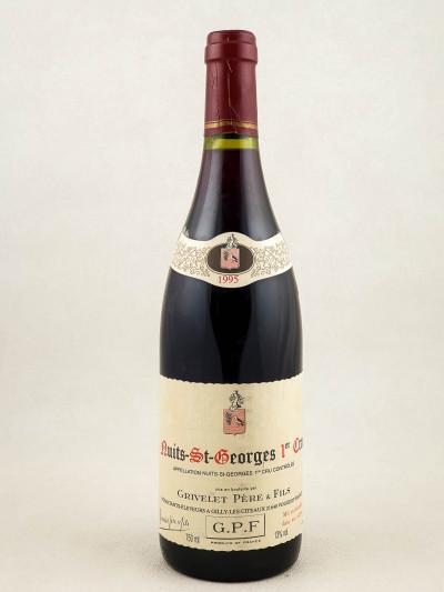 Grivelet Père & Fils - Nuits Saint Georges 1er cru 1995