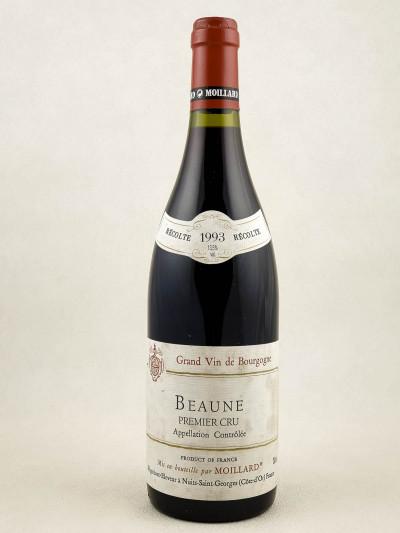 Moillard - Beaune 1er cru 1993