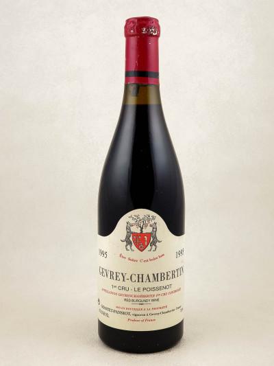 "Geantet Pansiot - Gevrey Chambertin ""Vieilles Vignes"" 2015"