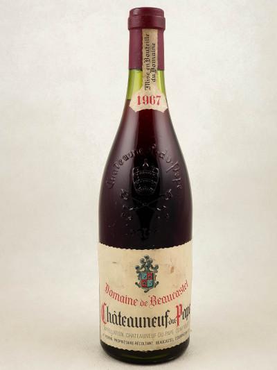 Beaucastel - Châteauneuf du Pape 1983