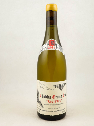 "Dauvissat - Chablis 1er cru ""Séchet"" 1993"