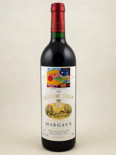 Siran - Margaux 1996