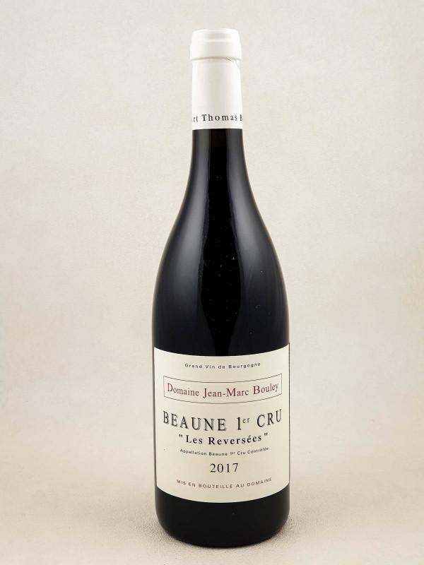 "Jean Marc Bouley - Beaune 1er cru ""Reversées"" 2017"
