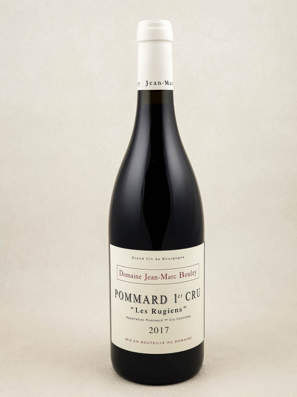 "Jean Marc Bouley - Pommard 1er cru ""Rugiens"" 2017"