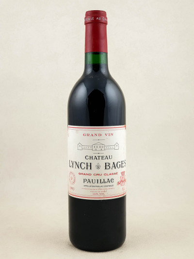 Lynch Bages - Pauillac 1993