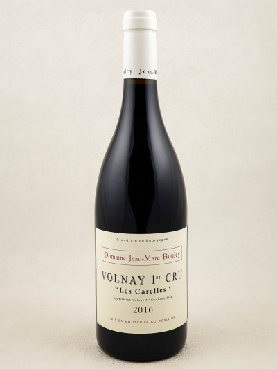 "Jean Marc Bouley - Volnay 1er cru ""Carelles"" 2016 PHOTO"