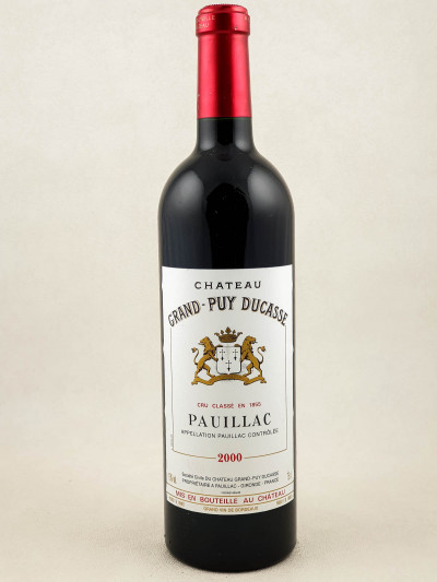 Grand Puy Ducasse - Pauillac 2000