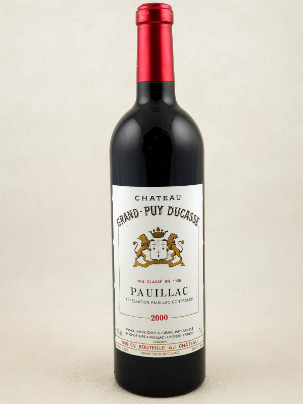 Grand Puy Ducasse - Pauillac 2000