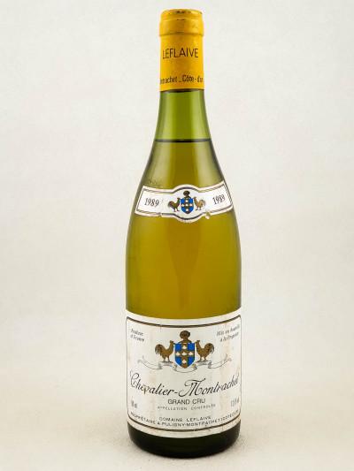 Leflaive - Chevalier Montrachet 1989