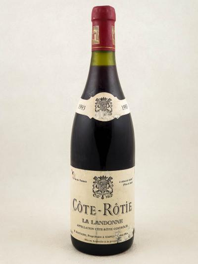 """Rostaing - Côte Rôtie """"La Landonne"""" 1993"""