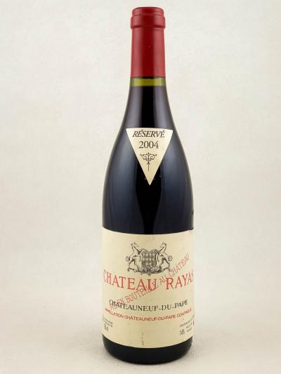Rayas - Châteauneuf du Pape 2004