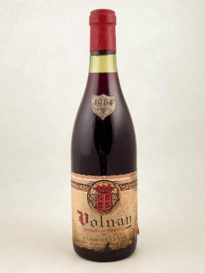 Régis Brillard - Volnay 1964