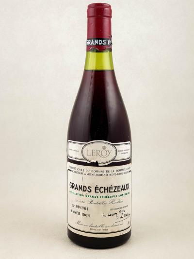 Romanée Conti - Grands Echezeaux 1984