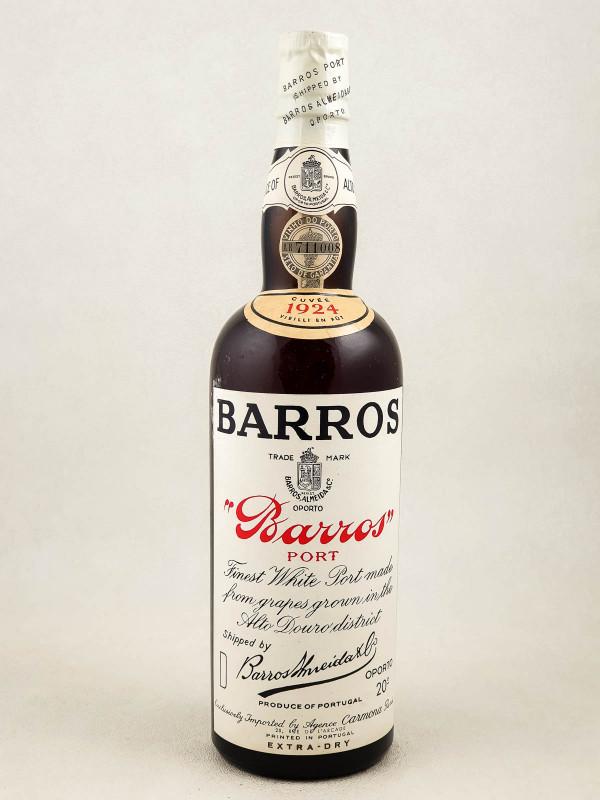 Barros - Port Extra Dry 1924