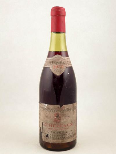 Faiveley - Echezeaux 1959