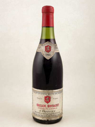 Faiveley - Chassagne Montrachet 1964
