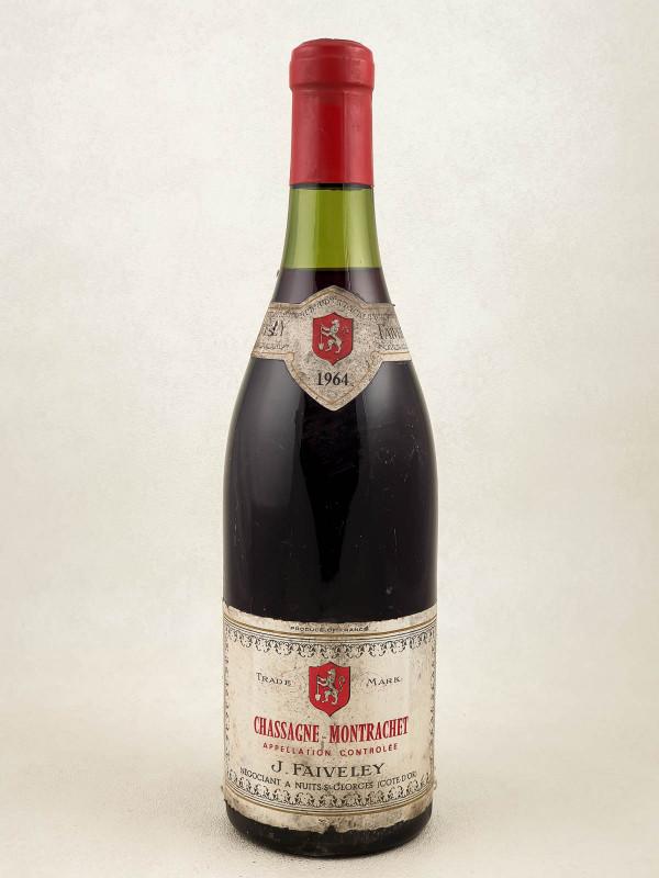 Faiveley - Chassagne Montrachet 1964