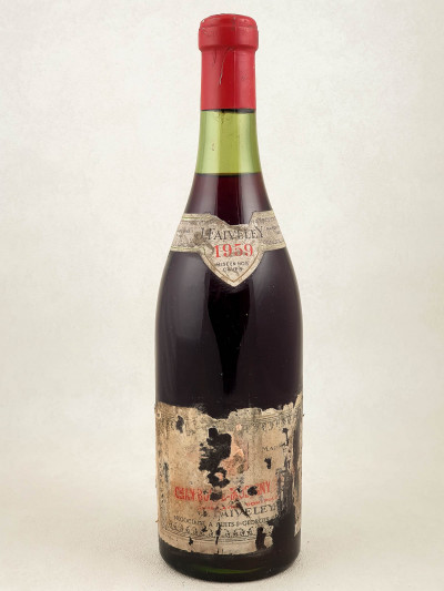 Faiveley - Chambolle Musigny 1er cru 1959