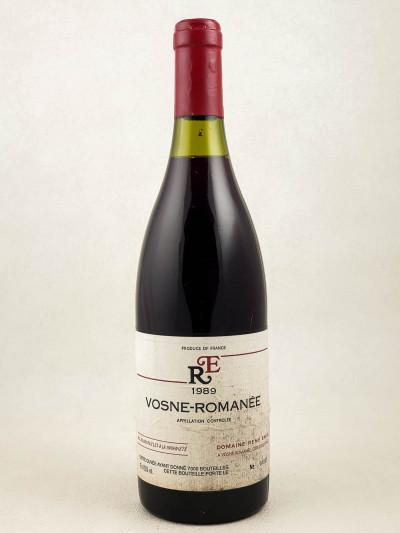 René Engel - Vosne Romanée 1989