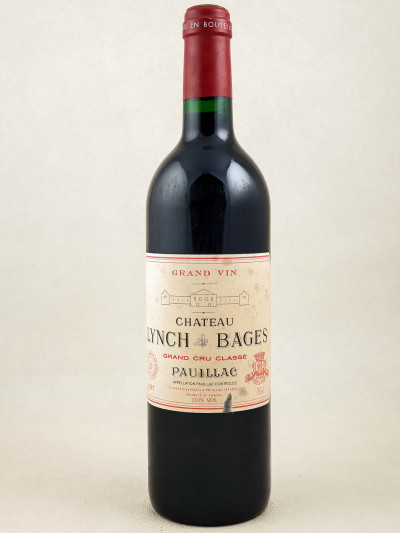 Lynch Bages - Pauillac 1997