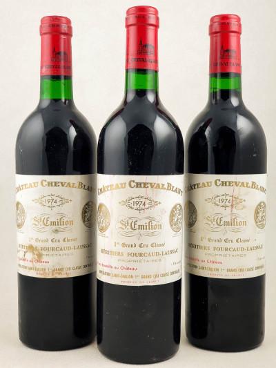 Cheval Blanc - Saint Emilion 1974