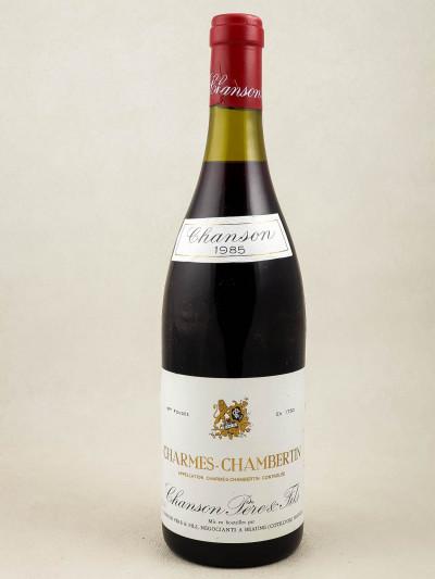 Chanson - Charmes Chambertin 1985
