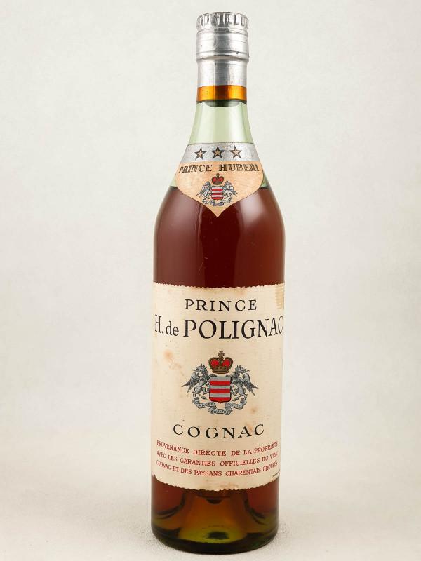Prince Hubert de Polignac - Cognac