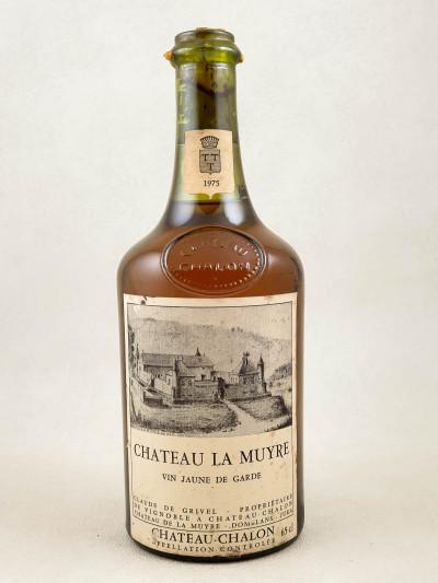 La Muyre - Château Châlon Vin Jaune 1975