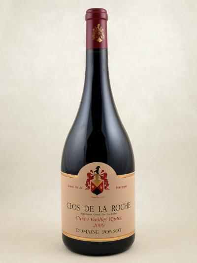 Ponsot - Clos de la Roche 2000 Magnum