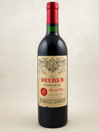 Petrus - Pomerol 1987